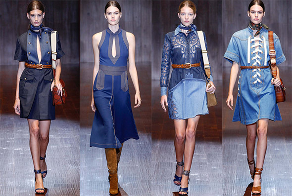 Gucci, spring 2015 Ready-to-Wear
